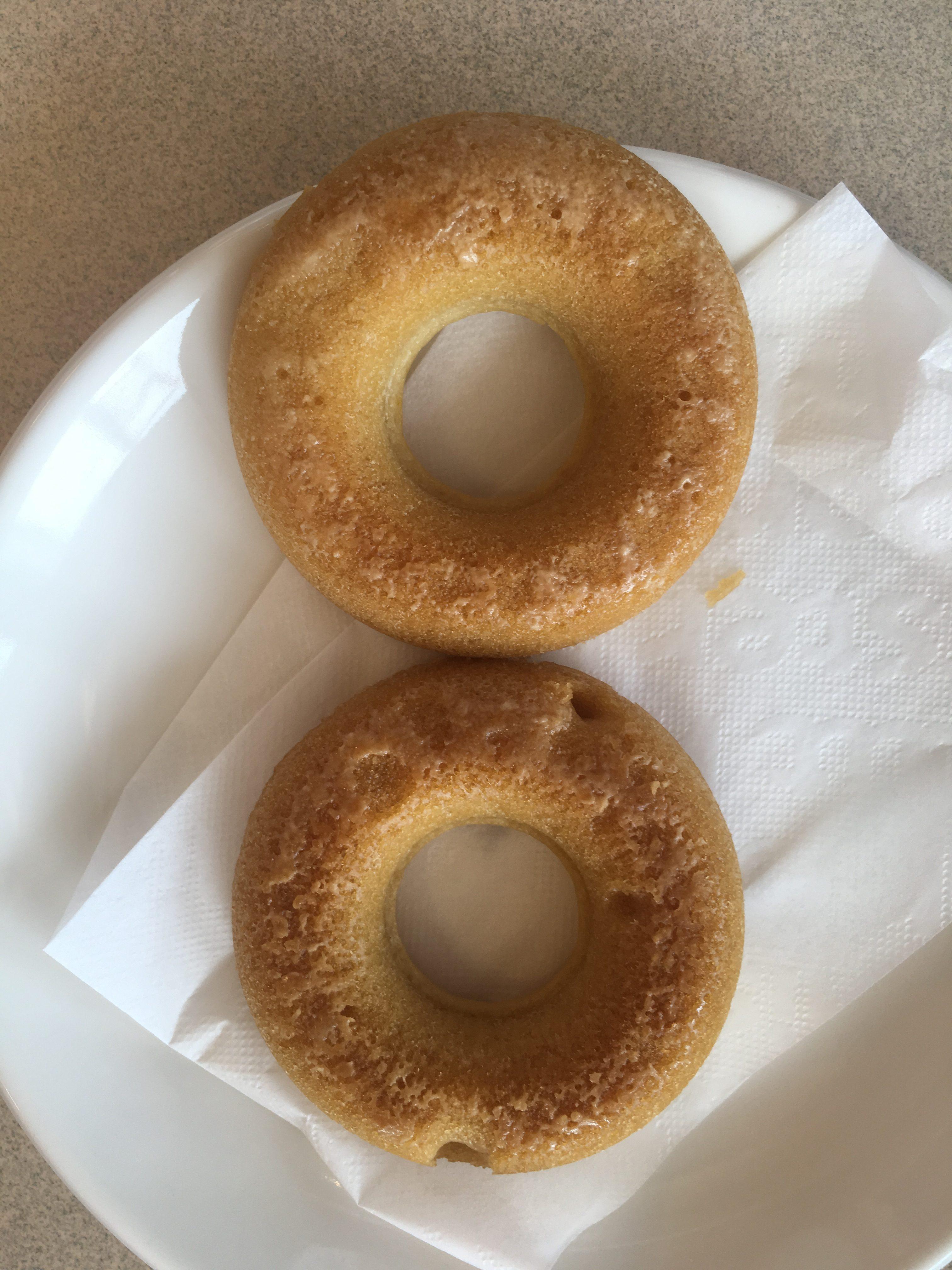 ドーナッツの写真