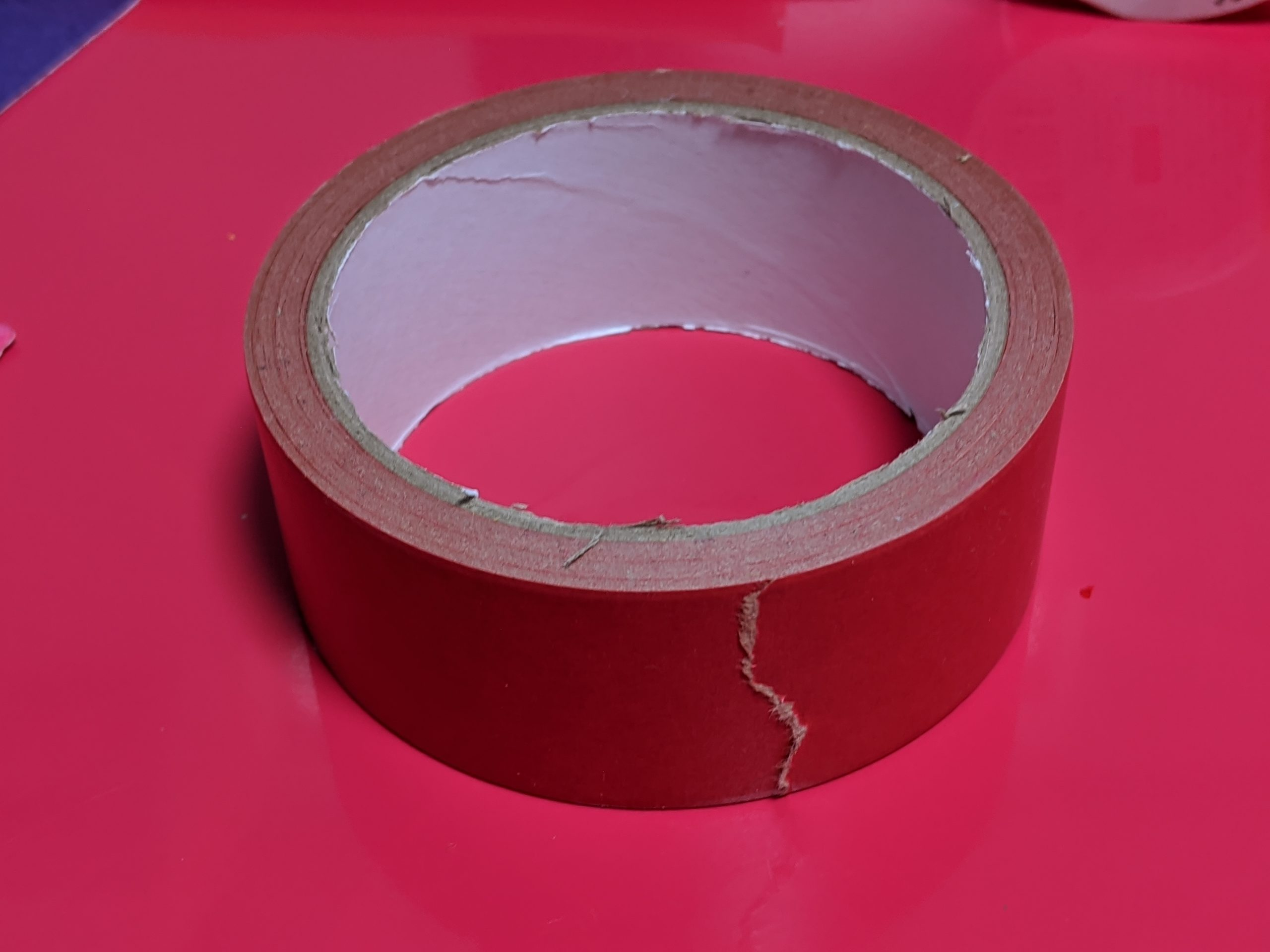 使用したテープ