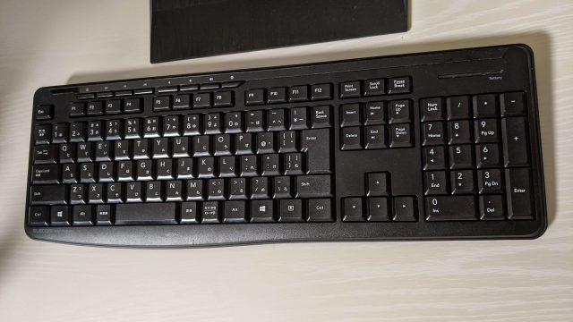 ELECOM キーボード